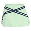ELEVEN Women`s Inspire 14.5 Inch Tennis Skort Opaline Green