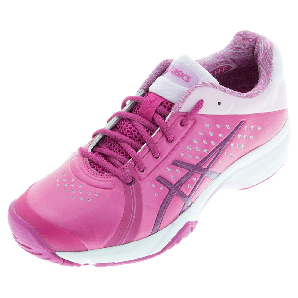 Women's Gel- Court Bella Tennis Shoes Berry And Plum