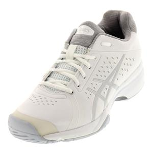 ASICS WOMENS GEL-COURT BELLA TNS SHOES WH/SILV