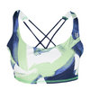 ELEVEN Women`s Perfect Set Tennis Bra Brush Stroke Print