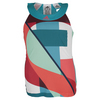 ADIDAS Girls` Adizero Tennis Tank Shock Green and Shock Red