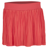 ADIDAS Girls` Adizero Tennis Skort Shock Red