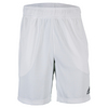 ADIDAS Girls` Court Tennis Skort Black and White