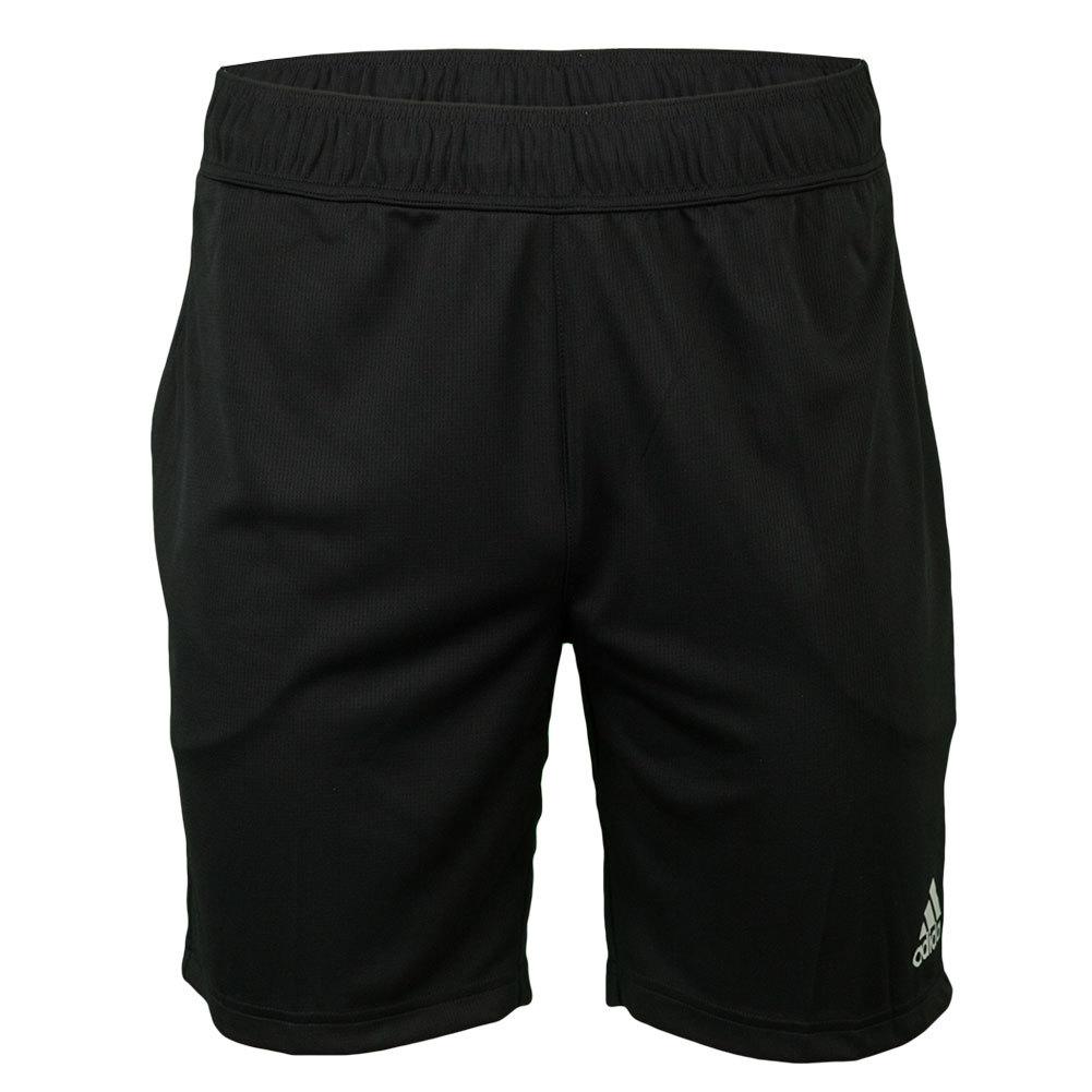 Men's Barricade Climachill 7.5 Inch Tennis Short Black