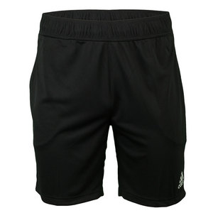 Men`s Barricade Climachill 7.5 Inch Tennis Short Black