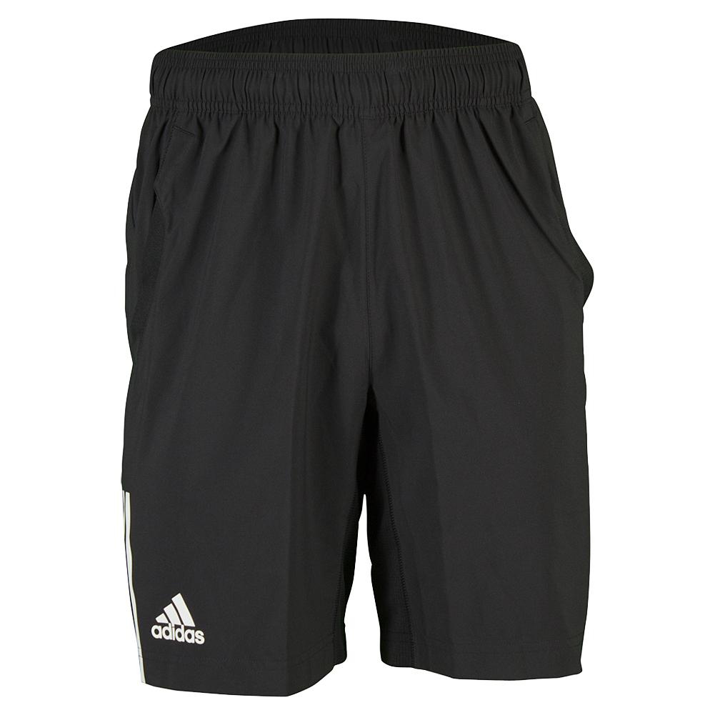 Men's Club Tennis Short Black