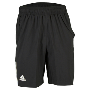 Men`s Club Tennis Short Black