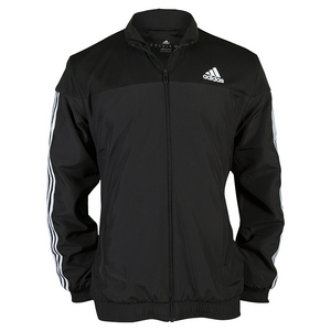 Men`s Club Tennis Jacket Black