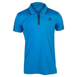 Men`s Barricade Tennis Polo Shock Blue