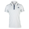 ADIDAS Men`s Barricade Tennis Polo White