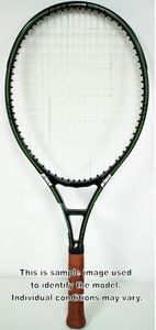 PRINCE CLASSIC GRAPHITE 107 USED TENNIS RACQUET 4_1/2