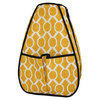 Sophi Tennis Backpack Y1001_YELLOW_GEO