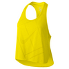 Women`s Baseline Tennis Crop Tank 741_OPTI_YELLOW