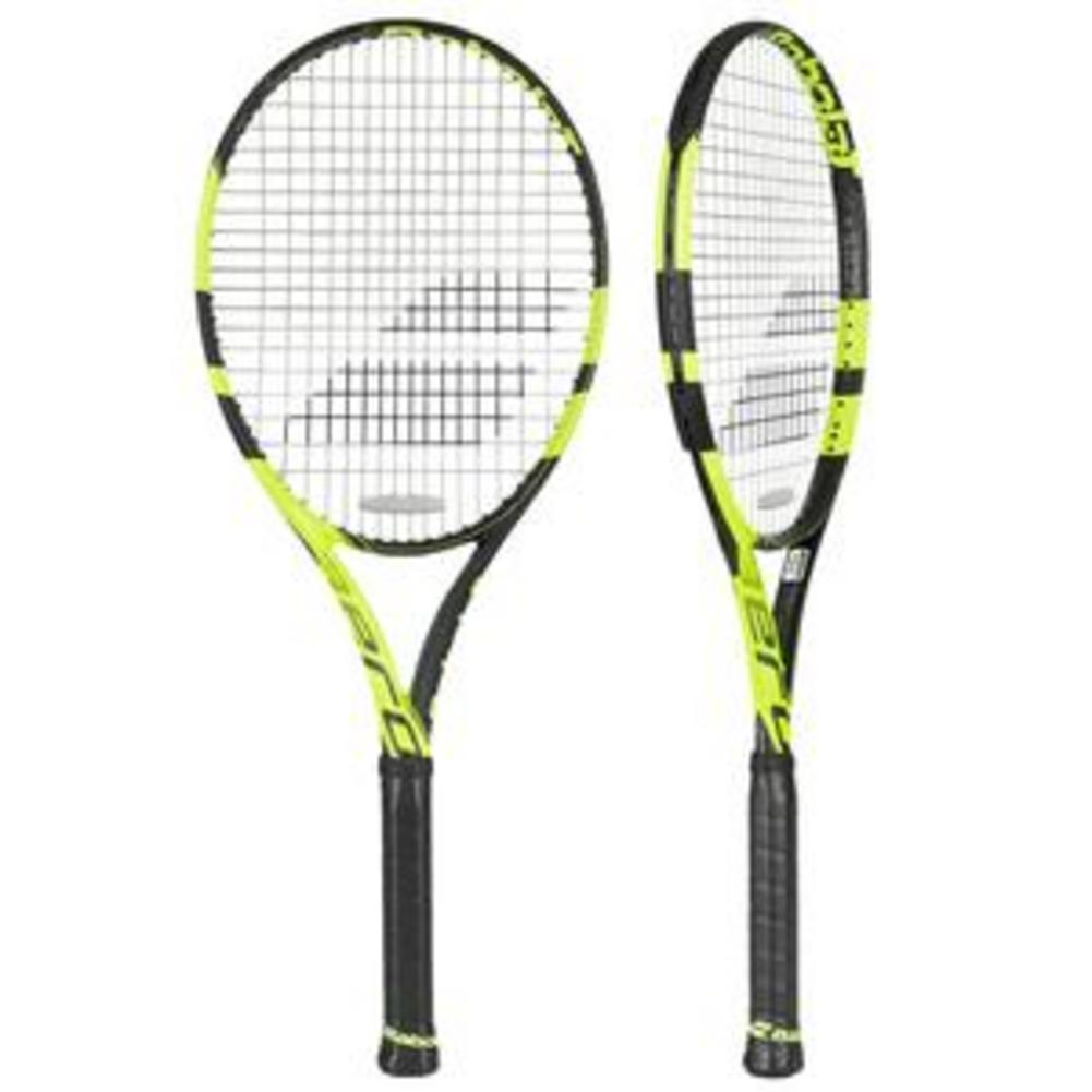 Pure Aero + Demo Tennis Racquet 4_3/8