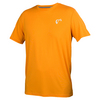ATHLETIC DNA Men`s Training Tennis Tee Papaya