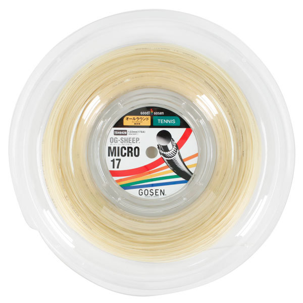 Og- Sheep Micro 660 ` Reel 17g 1.22mm