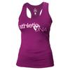 ATHLETIC DNA Women`s Entwine Refresh Tennis Tank Magenta Purple