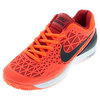 NIKE Men`s Zoom Cage 2 Tennis Shoes Total Crimson and University Red