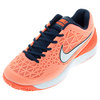 NIKE Women`s Zoom Cage 2 Tennis Shoes Atomic Pink and Obsidian