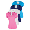 UNDER ARMOUR Women`s Heatgear Flyweight Tee
