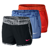 Girls` Gym Reversible Short by NIKE