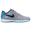 NIKE Men`s Air Vapor Advantage Clay Tennis Shoes Stealth and Photo Blue