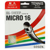 GOSEN OG-Sheep Micro Tennis Strings 16g 1.29mm