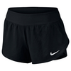 Women`s Ace Tennis Short 010_BLACK
