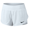 Women`s Ace Tennis Short 100_WHITE
