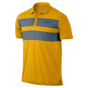 Men`s Advantage Dri-Fit Cool Tennis Polo