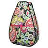 Sophi Tennis Backpack PF1001_PAISLEY_FLWRS