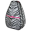 Sophi Tennis Backpack Z1010_ZEBRA