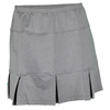 Women`s Doral 14.5 Inch Tennis Skort Frosted Heather by TAIL
