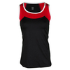 TAIL Women`s Tami Tennis Tank Black