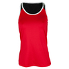 TAIL Women`s Lianne Tennis Tank Apple Tart