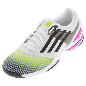 adidas MENS SONIC RALLY TNS SHOES WH/BLK