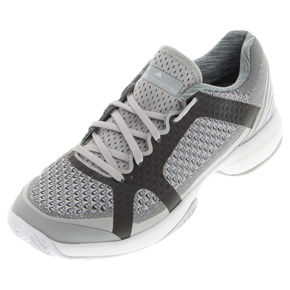 adidas Women`s Stella Barricade Boost Tennis Shoes Mystery and Universe