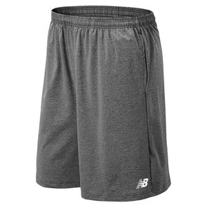 Men`s Tech Tennis Short Dark Heather