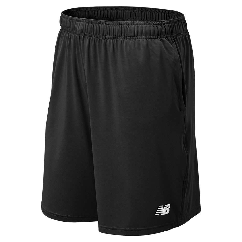 Men's Tech Tennis Short Black