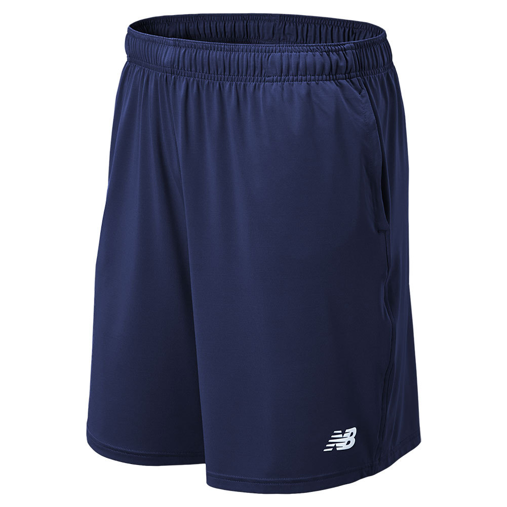 Men's Tech Tennis Short Navy