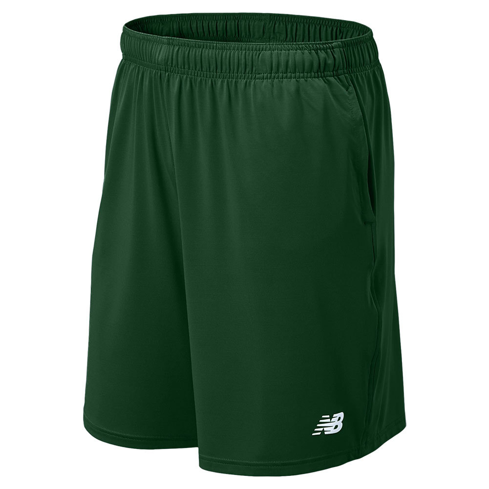 Men's Tech Tennis Short Dark Green