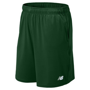 Men`s Tech Tennis Short Dark Green