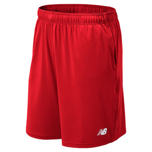 Men`s Tech Tennis Short Red