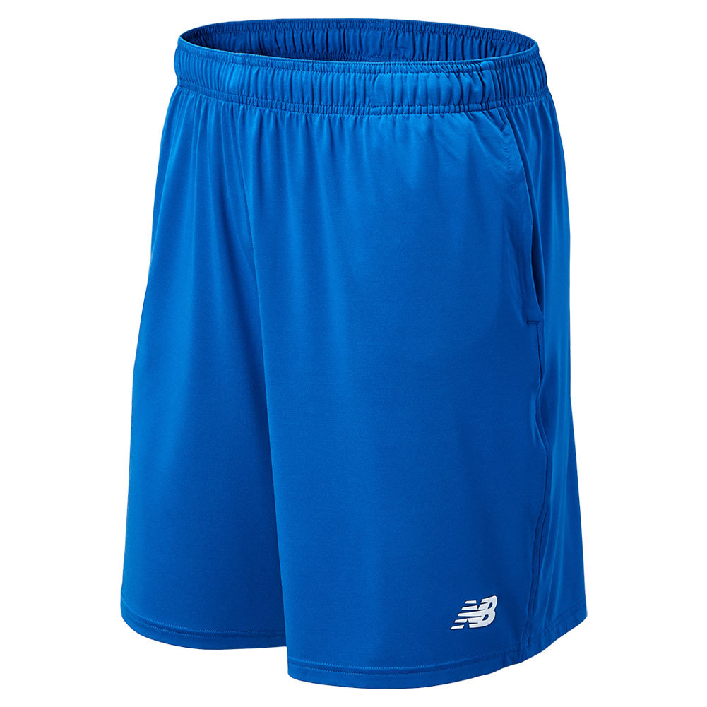Men's Tech Tennis Short Royal