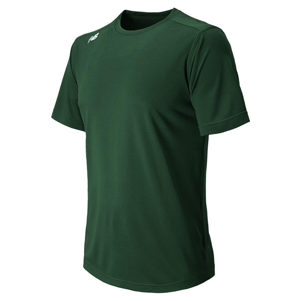 Men's Short Sleeve Tech Tee Dark Green