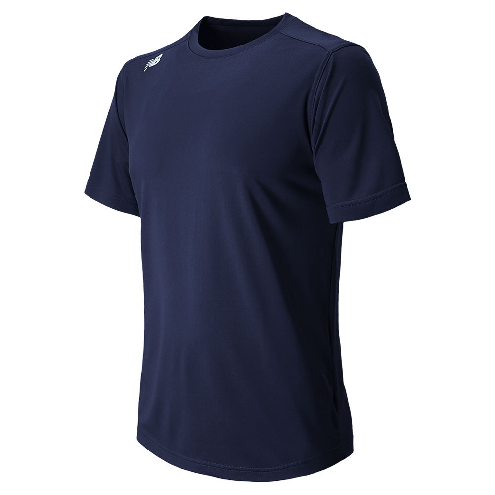 Men's Short Sleeve Tech Tee Navy