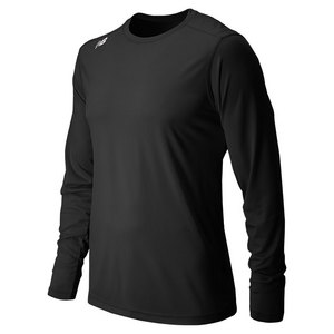 Men`s Long Sleeve Tech Tee Black