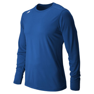 Men`s Long Sleeve Tech Tee Royal