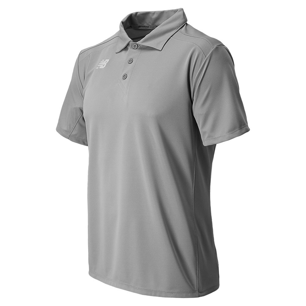 Men's Tennis Polo Light Gray