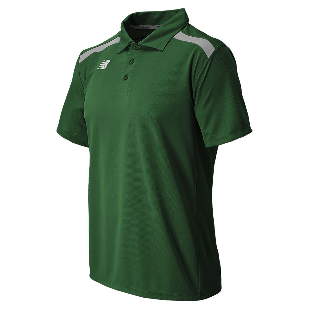 Men's Tennis Polo Dark Green